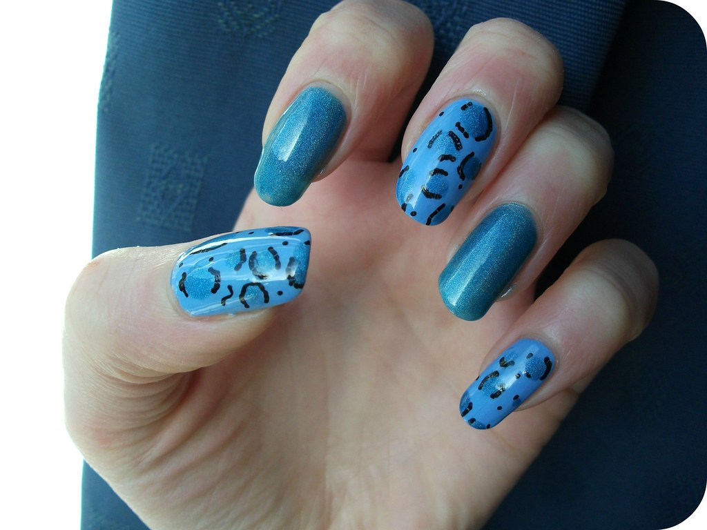#NailArtWeeklyProject Birth Month