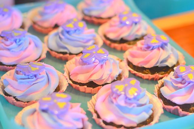 Violet's 3rd Birthday
