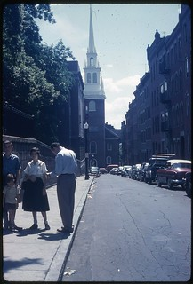 Old North Church, Boston, 1960