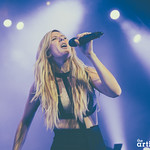 Ellie Goulding photographed by Chad Kamenshine