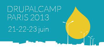Drupalcamp Paris - Ne loupez pas l'événement de l'année!