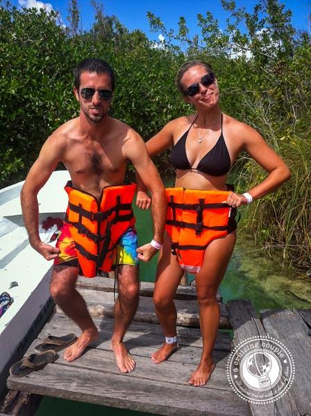 Sian Ka'an National Park - A Cruising Couple takes an adventure down ancient Mayan canals