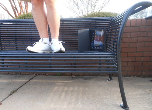 Bench Monday: iPad Edition
