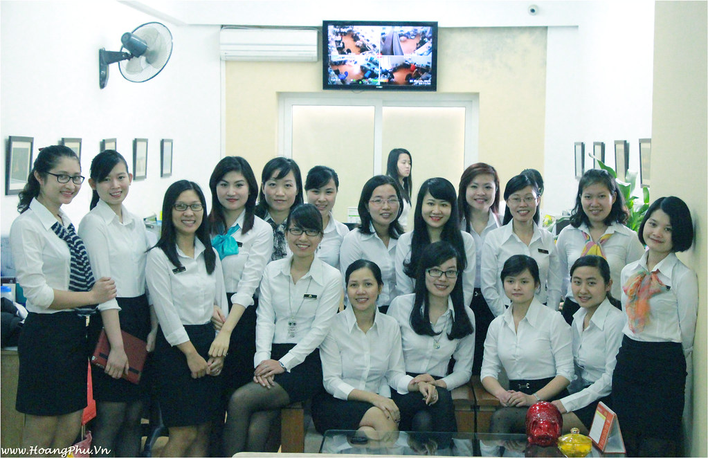 ATL's ladies - Hanoi Head Office