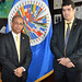 Assistant Secretary General Meets with Minister of Education of Suriname
