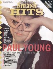 Smash Hits, October 11, 1984