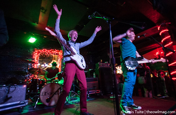 The Hooks @ Bottom of the Hill, SF 3/29/14