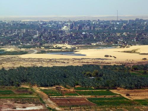 Oasis El Kharga (Egipto)