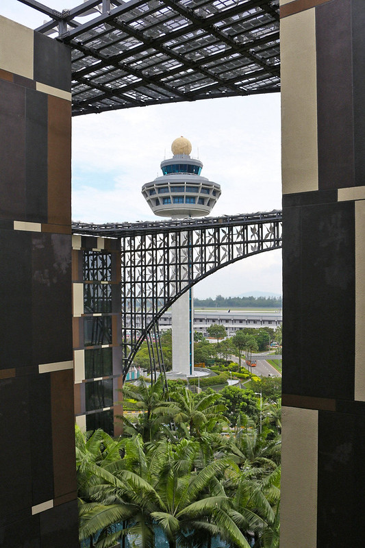 One of the best airport hotels in the world