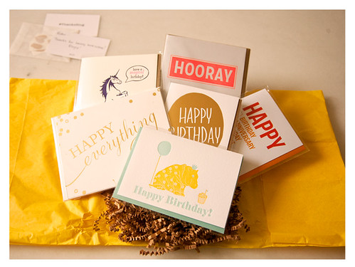 My Olive Box: A Curated Selection of Birthday Cards