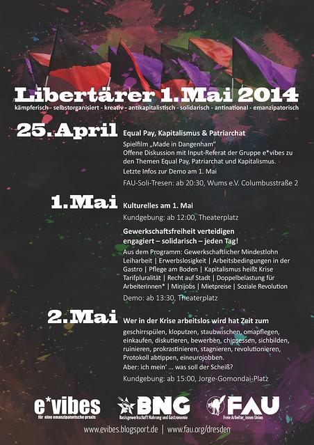 Libertärer 1.Mai