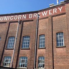 Unicorn Brewery. Robinsons of Stockport....