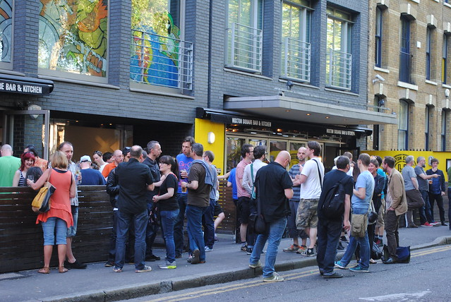 Hoxton Bar & Kitchen