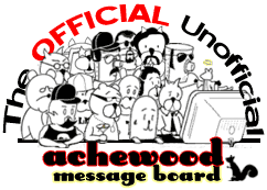 The OFFICIAL Unofficial Achewood Message Board