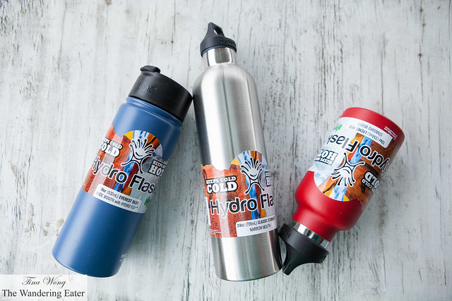 Hydroflask Water Bottles and Coffee & Tea Flask