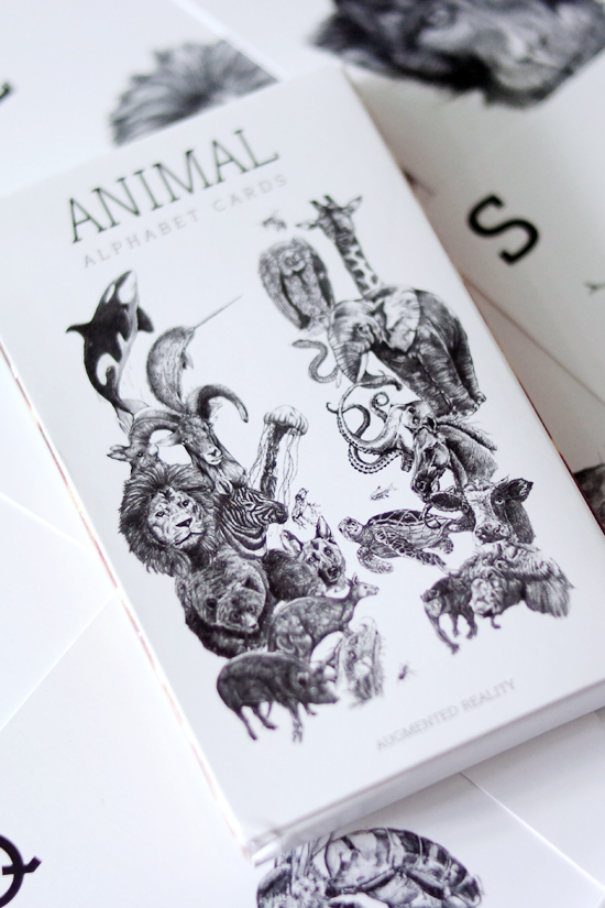 Animal4D+ Cards Augmented Reality by Octagon Studio