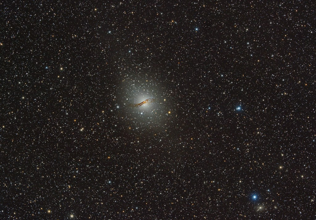 Centaurus A - Nikon D7000