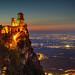 San Marino Twilight by hapulcu
