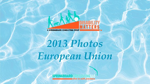 2013 Disability Matters European Union Conference & Awards