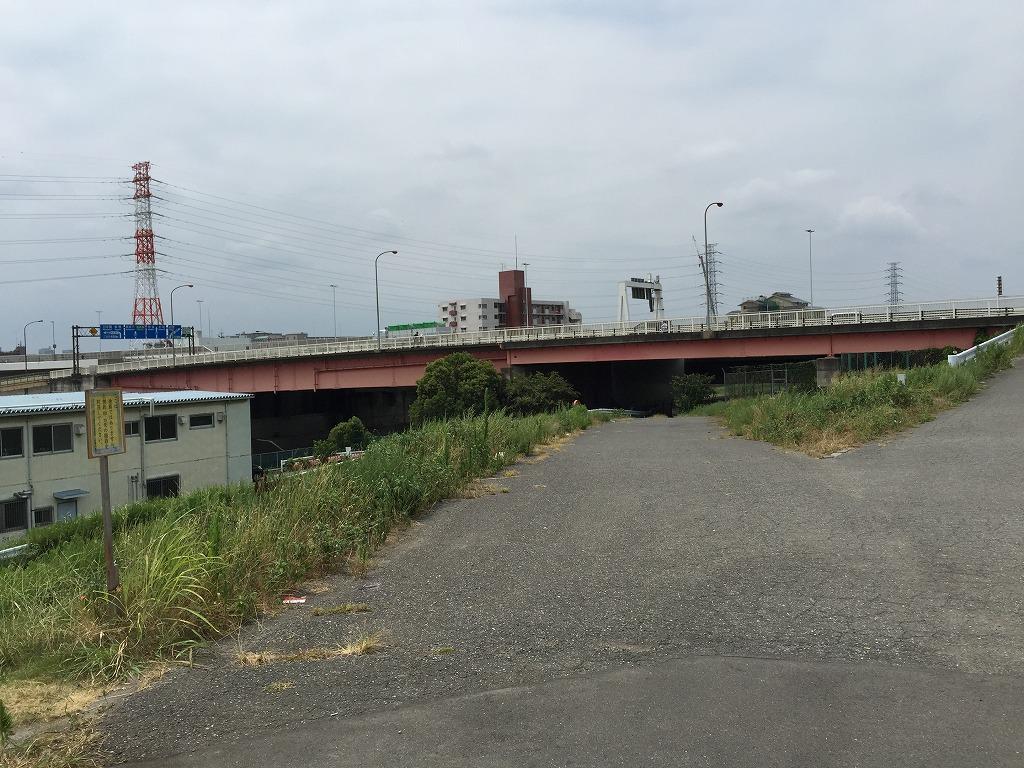 20150808_荒川CR (笹目橋)