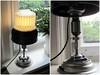 Nilfisk Lamp: Made From Recycled Vacuum Cleaner by irecyclart