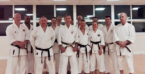 Group photo with Shihan Cummin's Nephew