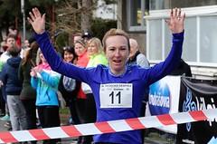 Eva Vrabcová po zdravotním výpadku zlepšila v Pečkách traťový rekord
