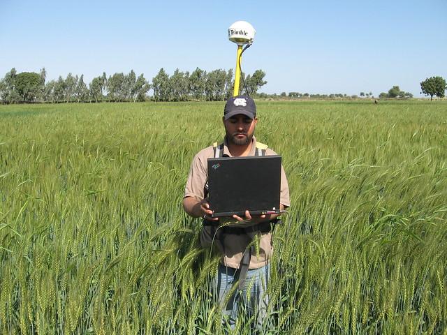 GIS based DGPD Surveying, Canon POWERSHOT A530