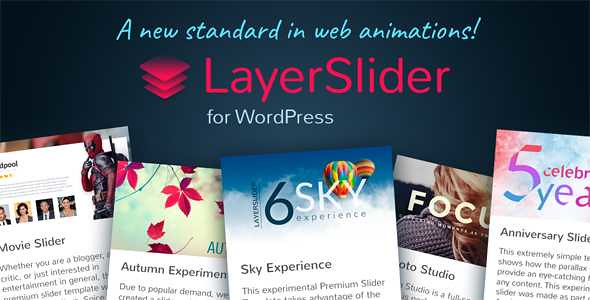 LayerSlider WordPress Plugin free download