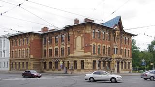 Saint_Petersburg Saint_Petersburg Sredniy Avenue of V.I. 80
