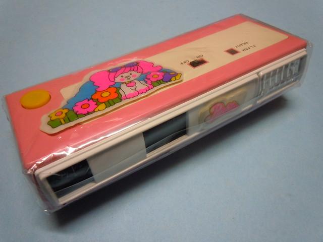 Poochie Mattel 80s Camera