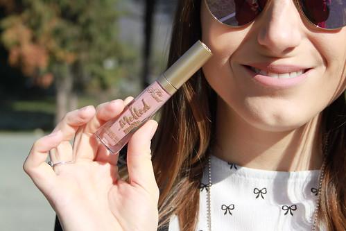 melted matte liquid lipstick too faced