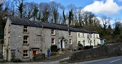Cottages at Millers dale.