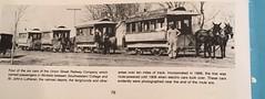 Old time transportation