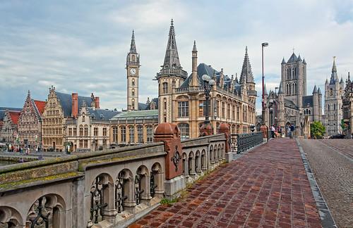 Ghent Flemisch city