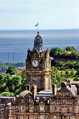 [2014-06-16] Edinburgh 3 (Views from Edinburgh Castle)