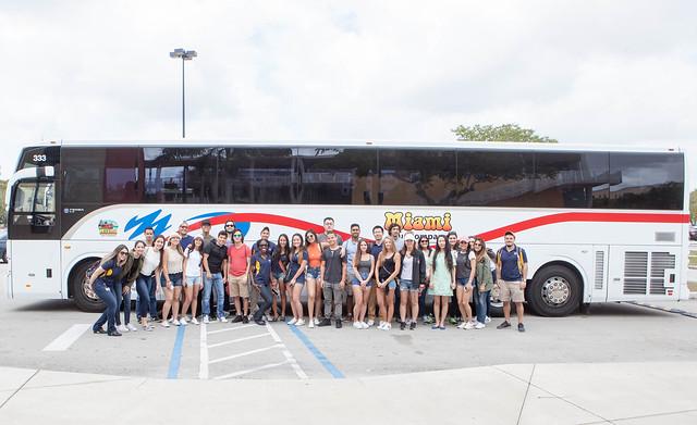 [FIU] Everglades Airboat Safari Tour – March 2017