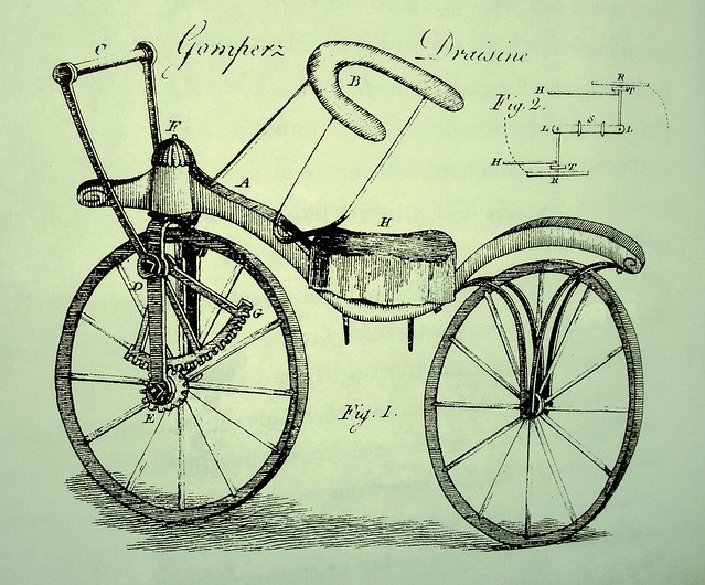 Gompertz velocipede addition