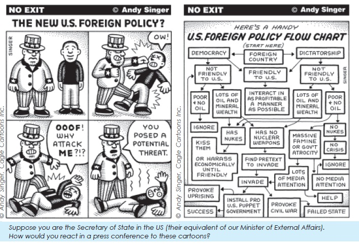 Ncert Class Xii Political Science I Chapter 3 Us Hegemony In