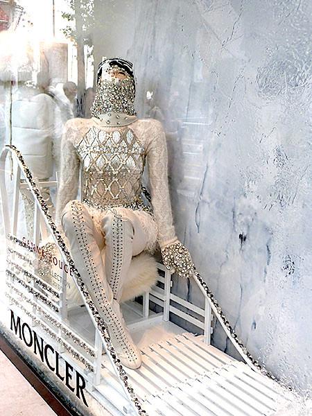 vêtements d'hiver !