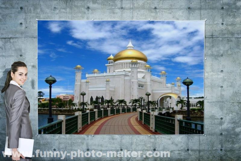 brunei-masjid