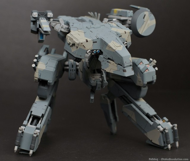 Metal Gear REX - Fin 8