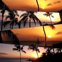 My #beautiful #sunset #angel from tonight in #maui. #aloha #shoots #808 #igers #instalove