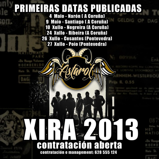 ASTAROT temporada 2013