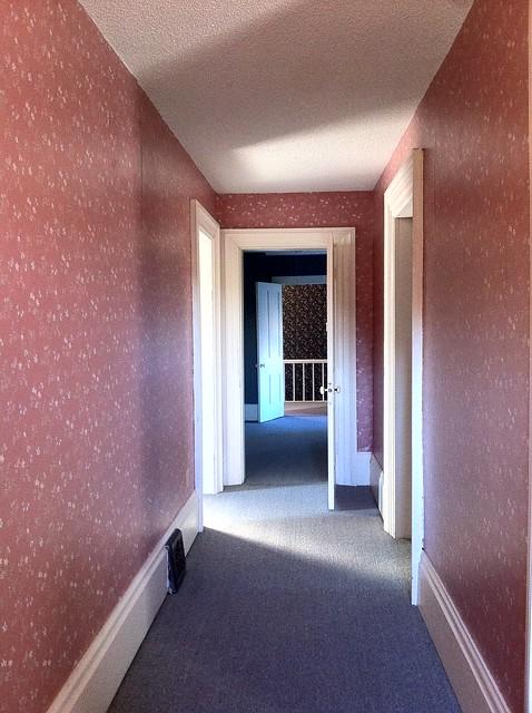 queen anne hallway