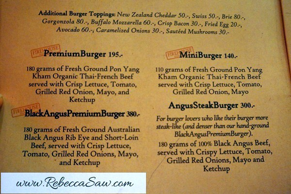 BKK- Firehouse Pub and restaurant - Best Burgers in Bangkok, rebeccasaw-004