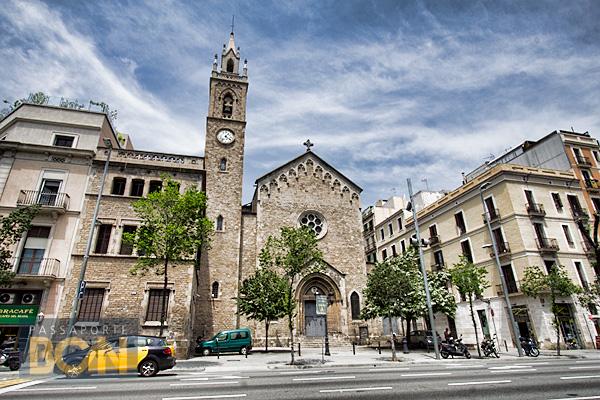 Esglèsia de la Concepció, Barcelona