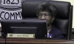 Joyce Evans, District 1