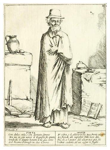 11-El poeta- Le ventiqvattr' hore dell' hvmana felicità…-1675--Giuseppe M. Mitelli