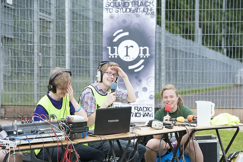URN1350 and NU2Sport Summer Sports Day 2013